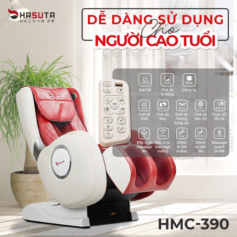 ghe massage toan than hmc- 390