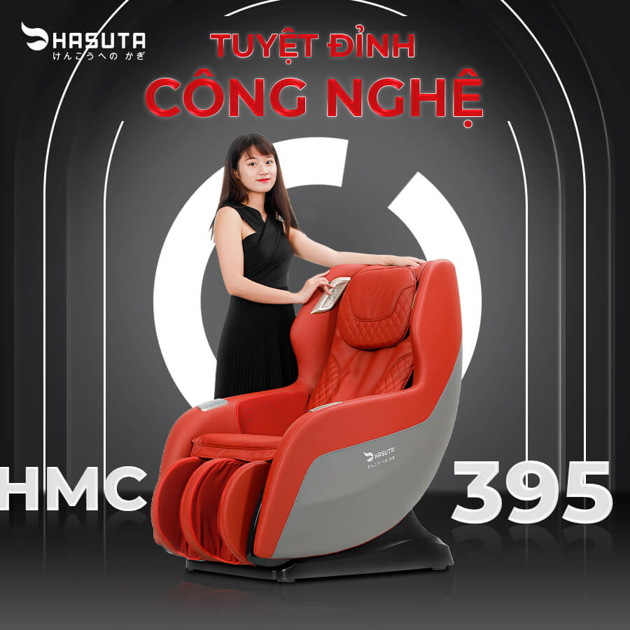 ghe massage toan than HMC- 395