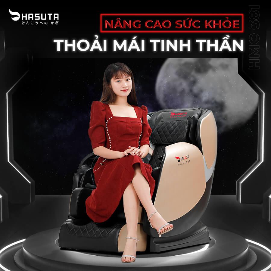 ghe massage toan than hmc- 381