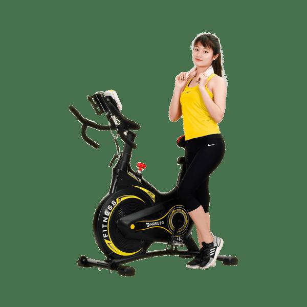 Xe đạp thể dục HEB- 800